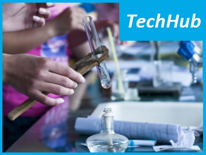 TechHub signposts wegpages and reports useful for technicians and supporting practical science teaching