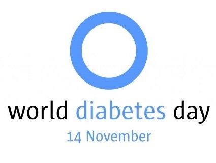 The aim of World Diabetes Day is to raise awareness and educate people on some of the causes and risk factors of diabetes.