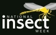 A week of activities nationwide, National Insect Week encourages people of all ages to learn more about insects. National Insect Week returns in 2020