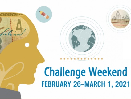 MathWorks Math Modeling (M3) Challenge is a contest for high school juniors and seniors in the U.S. and sixth form students in England and Wales. Through participation, students experience what it's like to work as a team to tackle a real-world problem under time and resource constraints. Registration open until February19th!
