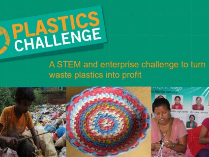 An exciting new challenge for pupils aged 8-14 years from Parctical Action to develop solutions to the problems caused by plastic waste globally.