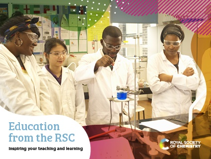 The RSC's education website is designed to help teachers find inspiration in their classroom teaching and feel supported in their continuing development and career progression.