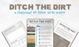 Ditch the Dirt is an exciting NEW STEM challenge for pupils aged 8-14 years. It enables pupils to investigate ways of making dirty water cleaner through sieving and filtering and can also be used to explore ways of making water safe to drink.