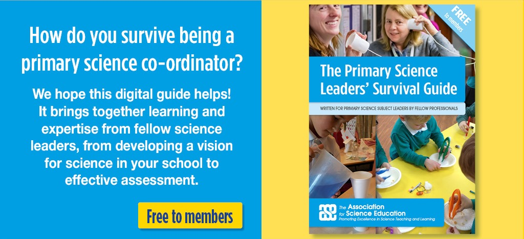 Primary Science Leaders' Survival Guide