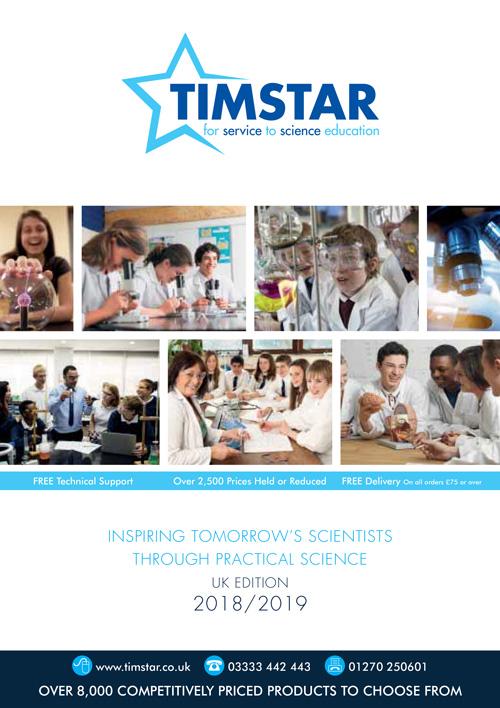 timstar 2018 19 catalogue schoolscience co uk